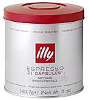 illy Indivudually Wrapped Pods